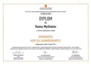 Dyplom Demoskopia Kurs dlazaawansowanych