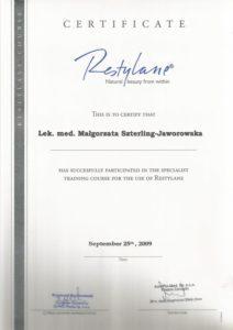 Małgorzata Szterling-Jaworowska